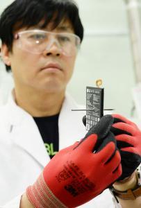 LG G6 Batterietest