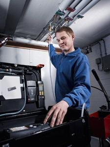 High-End-Messgerät für Gas- und Wasserleitungen: Das testo 324 (Bild: Testo AG)