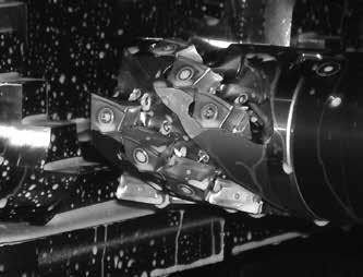 VFX-Serie - neue weiterentwickelte Sorte MP9130 für die Bearbeitung von Titanlegierungen
