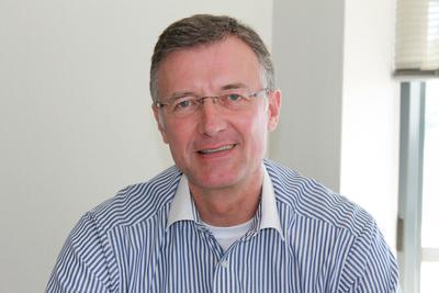 PDS Geschäftsführer Matthias Böcker