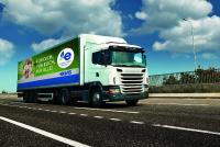 Klimaneutrale Transporte: Die ELVIS AG bietet ihren Partnern zukünftig Klima-Kompensation an und ist am Teilladungshub in Knüllwald selbst klimaneutral unterwegs. (Foto: ELVIS AG)