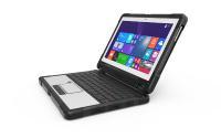2-in-1 Rugged Notebook mit abnehmbarer Tastatur neu bei BRESSNER