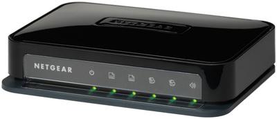 Netgear GS605AV - Home Theater Network 5-Port Gigabit Switch