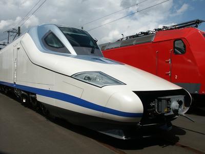 AVE S-102 (Talgo 350)