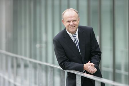 Hans Zehetmaier, Vorstandsvorsitzender der msg systems ag