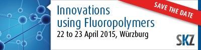 Innovationen mit Fluorpolymeren? - Banner