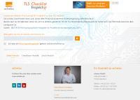 Webportal_TLS-Checklist-Inspector_von_achelos_testet_Sicherheit_von_Websites.png Das TLS Checklist Portal (www.tls-check.de) von achelos ist nun als Prüftool beim BSI gelistet. Diensteanbieter prüfen über diese Webportallösung kostenfrei die Sicherheit ihrer Internetseiten gemäß BSI-Checkliste. (Foto: achelos GmbH)