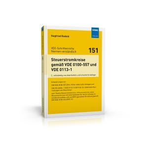Steuerstromkreise gemäß VDE 0100-557 und VDE 0113-1