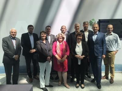 "BlueID has joined the board of the security network ""Sicherheitsnetzwerk München e.V."""
