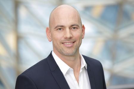 Merlin Wulf Director Marketing Westeuropa bei LG Electronics