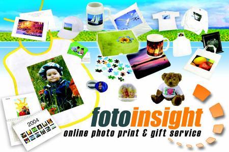 Cadeaux photographiques