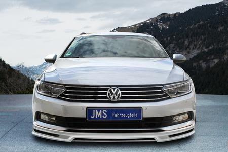 New styling for the new Passat 3C B8 from JMS Fahrzeugteile GmbH