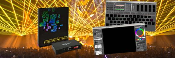 Laserworld Showeditor 2015