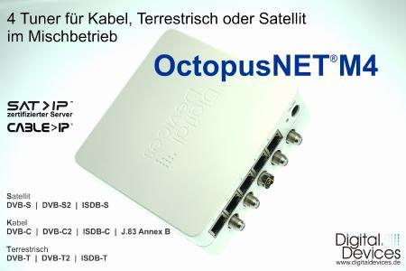 OctopusNET M4