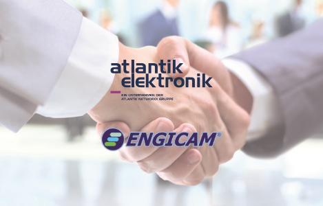 Engicam und Atlantik Elektronik unterzeichnen Distributionsvereinbarung für EMEA