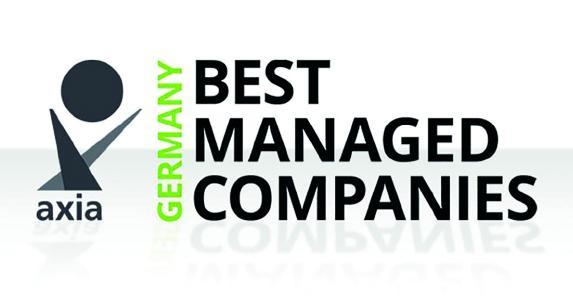 Piepenbrock wurde mit dem Axia Best Managed Companies Award 2019 ausgezeichnet. (Bild: Piepenbrock Unternehmensgruppe GmbH + Co. KG Osnabrück)