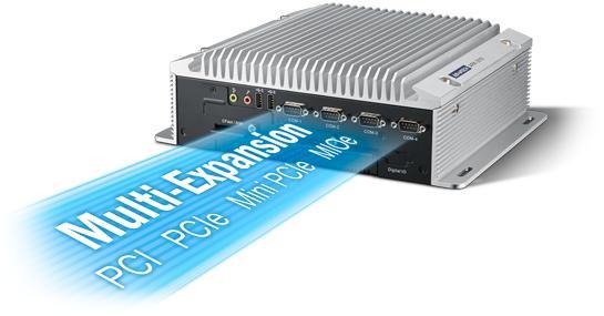 Embedded Box-IPC ARK-3510 (AMC/Advantech)
