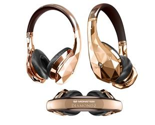 Music With the Clarity of Diamonds:  Monster Debuts Limited Edition Diamond Tears®-DiamondZ™