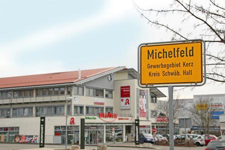Gemeinde Michelfeld, Gewerbegebiet Kerz Copyright Stadtwerke Schwäbisch Hall GmbH, Fotograf Frauke Windsheimer