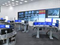 Norwegian Traffic Monitoring Control Room Uses eyevis Video Wall