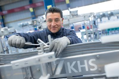 Efficient organizational structure, greater project orientation: customers in Mexico benefit from KHS services