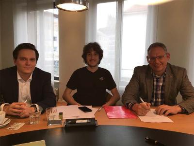 Startup JobNinja hat HR4YOU AG als Investor an Bord