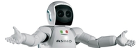 ASIMO meets Ars Electronica Festival