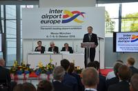 inter airport Europe 2015 opens with exhibitor record