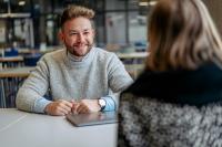 MBA-Fernstudiengänge der HWG Ludwigshafen stellen sich  / Bildquelle: Hochschule für Wirtschaft und Gesellschaft Ludwigshafen (HWG)