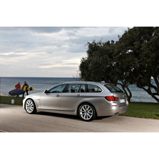 Exterior - The BMW 5 Series Touring