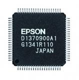 Epson's Latest Display Controller IC Supports Both Text & Graphics on Color TFT & STN LCDs