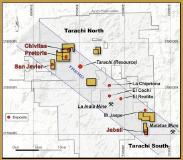 Tarachi Gold Corp. update on field program