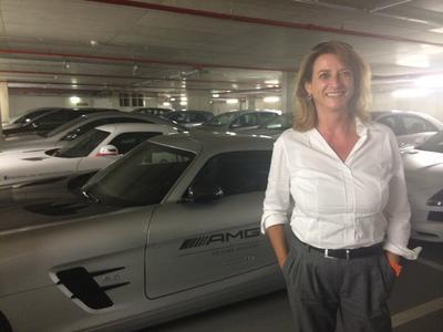 Studiengangsleiterin Prof. Dr. Bettina Reuter