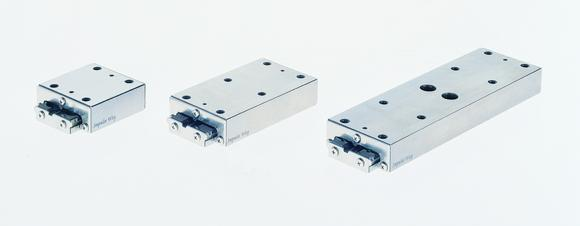 Very stable, precise and smooth: the OEM slides from OptoSigma