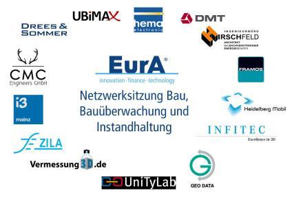 Teilnehmer am Netzwerk AR-Sensor*4.0