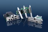 Ein- und mehrkanalige GigE Vision Schnittstellenkarten für Multi-Kamera-Systeme