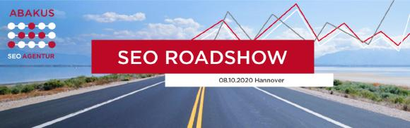 Veranstaltung SEO Roadshow in Hannover am 08.10.2020