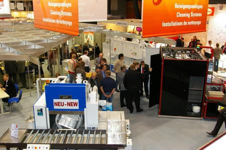 parts2clean will showcase the world's most comprehensive offerings for cleaning in production and maintenance processes