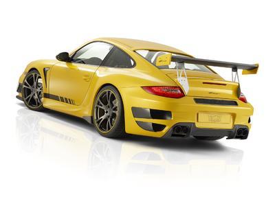 With 700 hp on the podium, the TECHART GTStreet R