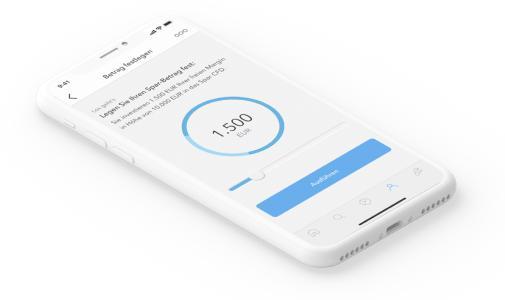 """nextmarkets startet mit dem """"Spar CFD"""" ein innovatives Finanzprodukt, welches ohne Laufzeitbindung eine Rendite von 1,50% p.a. auf das angelegte Kapital ermöglicht"""