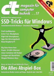 Windows auf Solid-State Disks