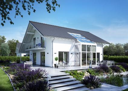 Wintergarten Kern-Haus Luce