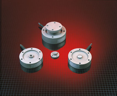 Series LD and LT pancake load cells with analog and digital outputs