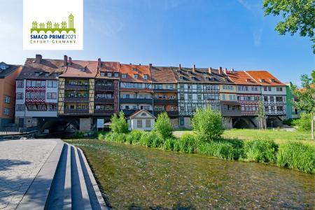 Erfurt, internationale Konferenzen zu Methoden für den Entwurf integrierter Schaltungen (SMACD) sowie zur Forschung von Doktorandinnen und Doktoranden in der Mikroelektronik und Elektronik (PRIME)