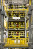 CC6 continuous caster at DILLINGER produces 600 millimeter thick slabs for the first time