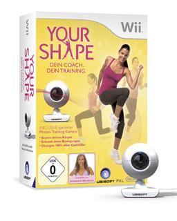 YSHAPE Wii BOX Mit Kamera
