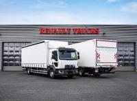 Die D-Baureihe von Renault Trucks adressiert v.a. Kunden aus aus dem Bereich Verteilerverkehr