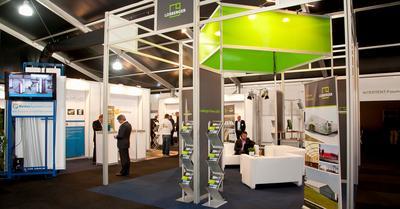 Namhafte Partner präsentierten Ihre Innovationen auf der begleitenden Fachausstellung