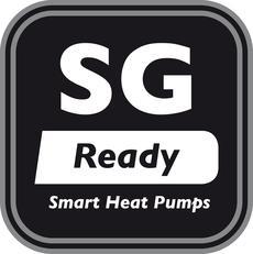 """Am """"SG Ready""""-Label können Verbraucher in Zukunft smarte Wärmepumpen erkennen. Seit Jahreswechsel wurden über 300 Geräte von 18 Herstellern wurden mit dem Label ausgezeichnet"""