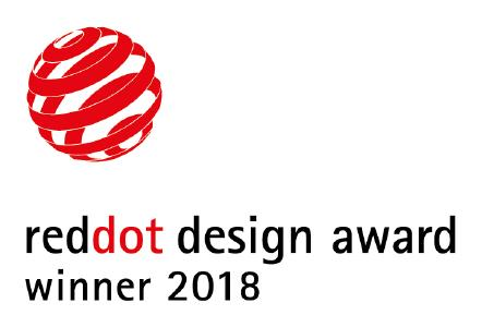 """Der Red Dot Award. Einer der größten Design-Wettbewerbe der Welt seit 1955. Die Auszeichnung """"Red Dot"""" ist seit den 1990er Jahren das international hochgeachtete Siegel für hervorragende Gestaltungsqualität. www.red-dot.de"""